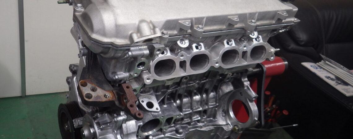 2ZZ-GE complete engine